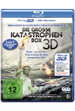 Katastrophen Box 3D  [3 BRs] Blu-ray 3D-Cover