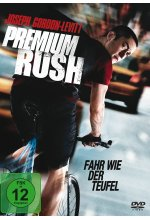 Premium Rush DVD-Cover