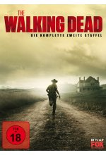The Walking Dead - Die komplette zweite Staffel  [4 DVDs] DVD-Cover