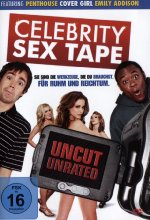 Celebrity Sex Tape - Unrated DVD-Cover