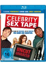 Celebrity Sex Tape - Unrated Blu-ray-Cover