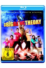 The Big Bang Theory - Staffel 5  [2 BRs] Blu-ray-Cover
