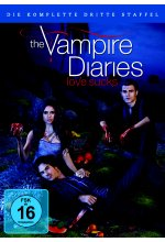 The Vampire Diaries - Staffel 3  [6 DVDs] DVD-Cover