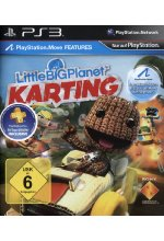 Little Big Planet Karting Cover