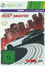 Need for Speed - Most Wanted 2012 Cover