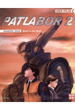 Patlabor 2 - The Movie Blu-ray-Cover