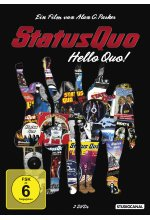 Status Quo - Hello Quo!  [2 DVDs] DVD-Cover