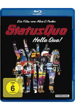 Status Quo - Hello Quo! Blu-ray-Cover