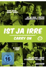 Ist ja irre - Carry On Vol. 1  [4 DVDs] DVD-Cover