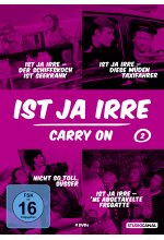 Ist ja irre - Carry On Vol. 2   [4 DVDs] DVD-Cover