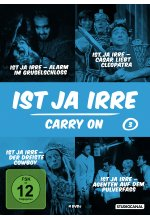 Ist ja irre - Carry On Vol. 3  [4 DVDs] DVD-Cover