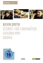 Kevin Smith - Arthaus Close-Up  [3 DVDs] DVD-Cover