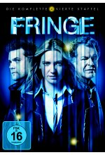 Fringe - Staffel 4  [6 DVDs] DVD-Cover