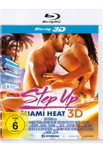 Step Up - Miami Heat Blu-ray 3D-Cover