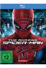 The Amazing Spider-Man Blu-ray-Cover