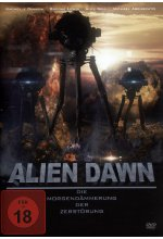 Alien Dawn DVD-Cover