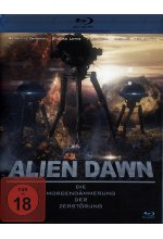Alien Dawn Blu-ray-Cover
