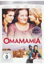 Omamamia - Majestic Collection DVD-Cover