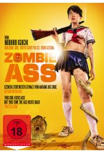 Zombie Ass DVD-Cover