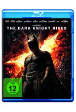The Dark Knight Rises Blu-ray-Cover