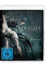 Fragile - A Ghost Story  [SE] Blu-ray-Cover