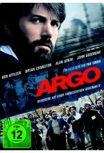 Argo DVD-Cover