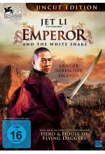 Emperor and the White Snake - Uncut DVD-Cover