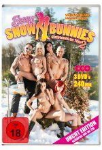 Sexy Snow Bunnies - Girlfriends on Tour Vol.2 - Uncut Edition  [3 DVDs] DVD-Cover