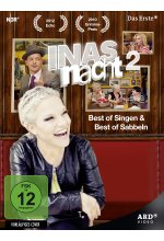 Inas Nacht - Best of Singen & Best of Sabbeln 2  [2 DVDs] DVD-Cover