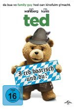Ted - I red boarisch und du? - Bayrische Version DVD-Cover