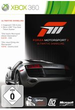 Forza Motorsport 3 (Ultimative Sammlung)  [SWP] Cover