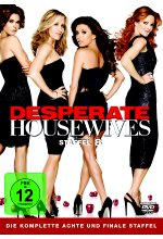 Desperate Housewives - Staffel 8  [6 DVDs] DVD-Cover
