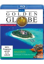 Malediven - Golden Globe Blu-ray-Cover