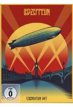 Led Zeppelin - Celebration Day  (+ 2 CDs) DVD-Cover