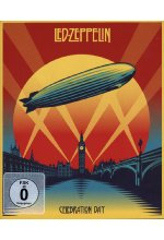 Led Zeppelin - Celebration Day  (+ 2 CDs) Blu-ray-Cover