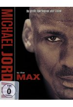 Michael Jordan to the Max - Steelbook Blu-ray-Cover