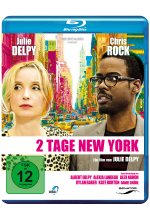 2 Tage New York Blu-ray-Cover