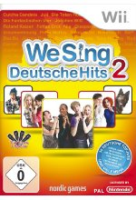 We Sing - Deutsche Hits 2 Cover