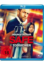 Safe - Todsicher Blu-ray-Cover