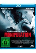 Manipulation Blu-ray-Cover