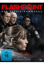 Flashpoint - Das Spezialkommando - Season 5  [3 DVDs] DVD-Cover