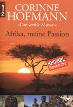 Afrika, meine Passion Cover
