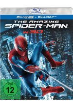 The Amazing Spider-Man 3D  (+ Blu-ray) Blu-ray 3D-Cover