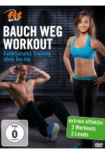 Fit for Fun - Bauch weg Workout - Funktionelles Training ohne Geräte DVD-Cover
