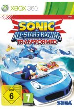 SONIC All-Stars Racing Transformed Cover