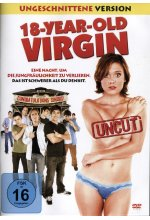18 Year Old Virgin - Uncut DVD-Cover