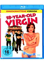 18 Year Old Virgin - Uncut Blu-ray-Cover