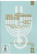 Israel Philharmonic Orchestra - 75th Anniversary Concert  [2 DVDs] DVD-Cover