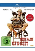 Mein Name ist Nobody Blu-ray-Cover