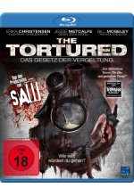 The Tortured - Das Gesetz der Vergeltung Blu-ray-Cover